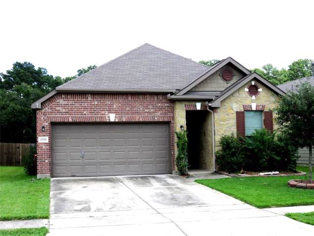 15218 Keystone Bend Lane, Cypress, TX 77429 (MLS #25259058) :: The Bly Team