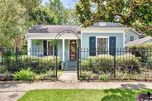316 W 15th Street, Houston, TX 77008 (MLS #25264869) :: NewHomePrograms.com LLC