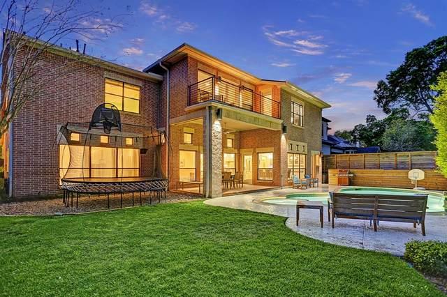 4126 Lanark Lane, Houston, TX 77025 (MLS #25267061) :: Ellison Real Estate Team