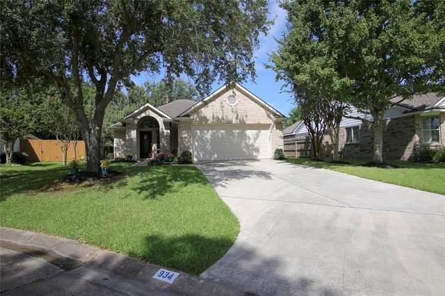 934 W Peach Hollow Circle, Pearland, TX 77584 (MLS #25267218) :: Caskey Realty