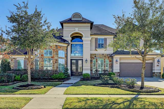 1103 Hackberry Branch Lane, Friendswood, TX 77546 (MLS #25274759) :: The Bly Team