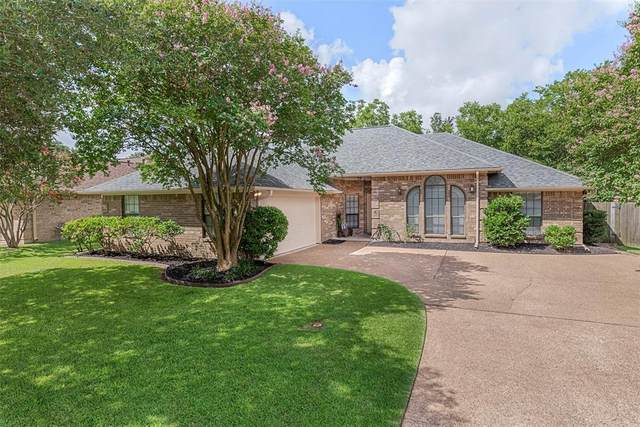 2908 Durango Court, College Station, TX 77845 (MLS #25280130) :: The SOLD by George Team