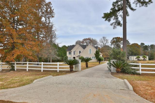 15632 Connie Lane, Montgomery, TX 77316 (MLS #25284588) :: The SOLD by George Team