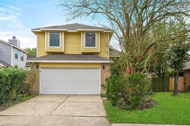 3723 Villa Glen Drive, Houston, TX 77088 (MLS #25285287) :: The Home Branch
