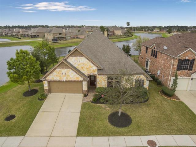 4735 Canyon Shore Drive, Humble, TX 77396 (MLS #25293490) :: The Home Branch
