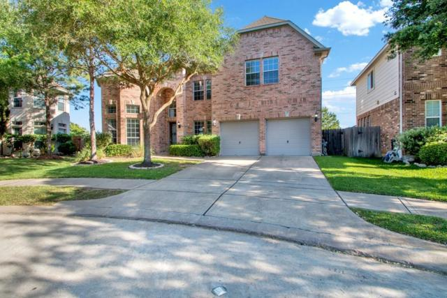 26736 Blanchard Grove Drive, Katy, TX 77494 (MLS #25294942) :: Team Sansone
