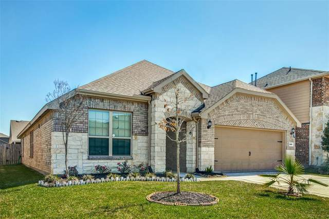 15606 Eagle Valley Drive, Cypress, TX 77429 (MLS #25296875) :: The Home Branch