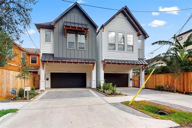 10913 Fire Creek Drive Drive, Houston, TX 77043 (MLS #2529897) :: The Wendy Sherman Team