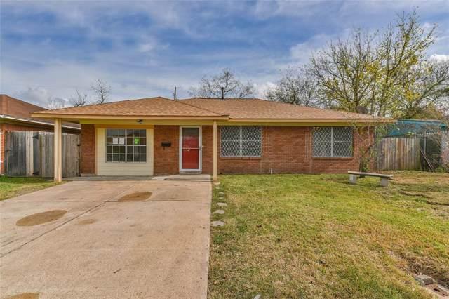 2127 Huckleberry Lane, Pasadena, TX 77502 (MLS #25300869) :: Texas Home Shop Realty