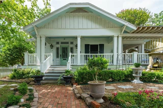 949 Omar Street, Houston, TX 77009 (MLS #25303492) :: Keller Williams Realty
