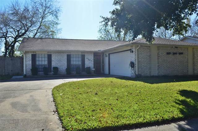 4027 Lost Oak Drive, Spring, TX 77388 (MLS #2530413) :: Giorgi Real Estate Group