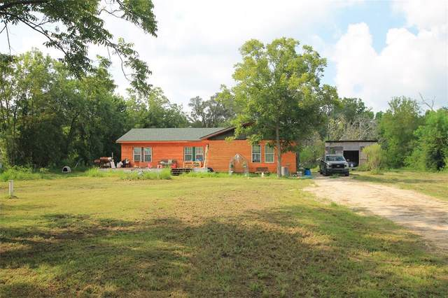 22800 County Road 332 #4, Sweeny, TX 77480 (MLS #25313641) :: The Property Guys