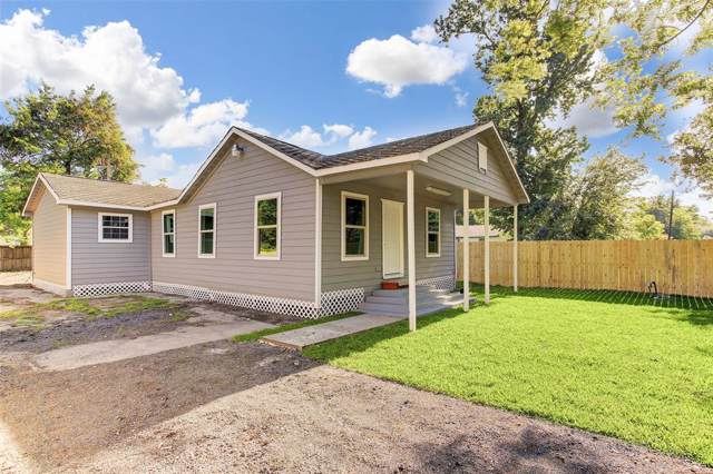 1301 Norham Street, Houston, TX 77022 (MLS #2532577) :: The Heyl Group at Keller Williams
