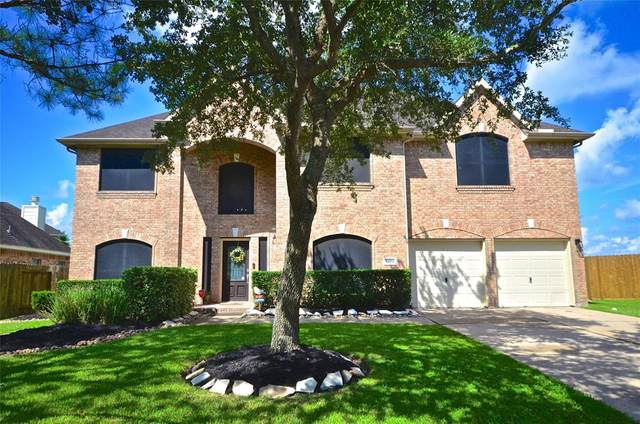 5404 Silver Canyon Court, Rosharon, TX 77583 (MLS #25331248) :: The Heyl Group at Keller Williams