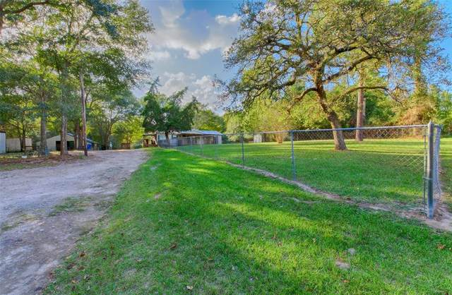 7588 Forest Hills Drive, Montgomery, TX 77316 (MLS #25339111) :: The Sansone Group