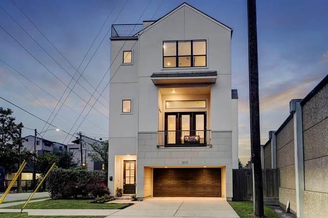 1613 Bonner East Street, Houston, TX 77007 (MLS #25341634) :: Caskey Realty