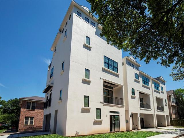 2155 Yupon Street, Houston, TX 77006 (MLS #25342918) :: Texas Home Shop Realty