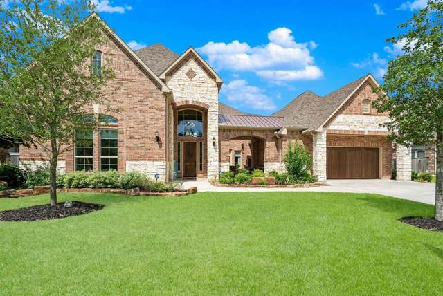 518 Mill Creek Road, Pinehurst, TX 77362 (MLS #2535735) :: The Home Branch