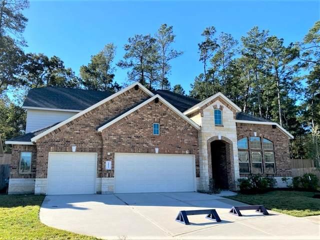 14553 Diamond Park Lane, Conroe, TX 77384 (MLS #25359353) :: The Home Branch