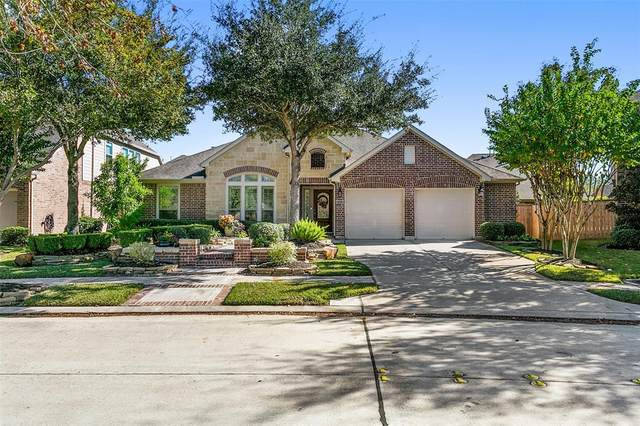 17442 Morgans Secret Drive, Cypress, TX 77433 (MLS #25365937) :: The Freund Group