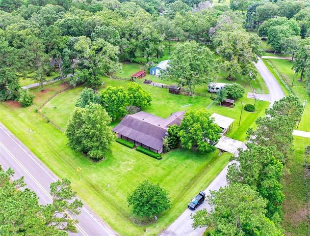 1 County Road 641, Kenefick, TX 77535 (MLS #25368050) :: The SOLD by George Team