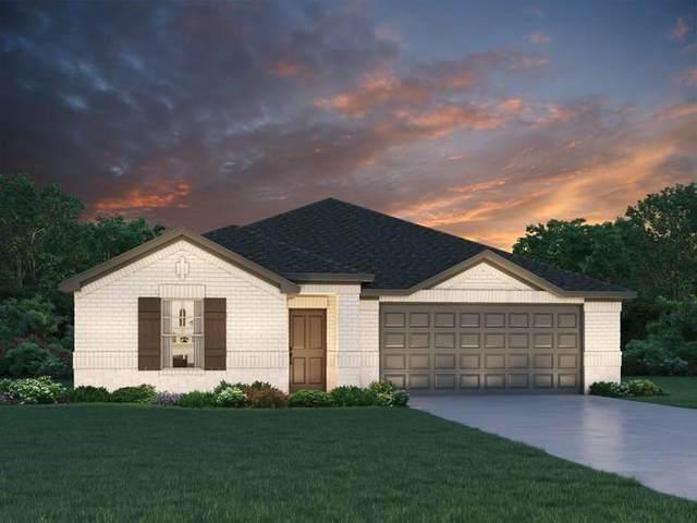1243 Oak Barrel Run, Richmond, TX 77406 (MLS #25375793) :: The Property Guys