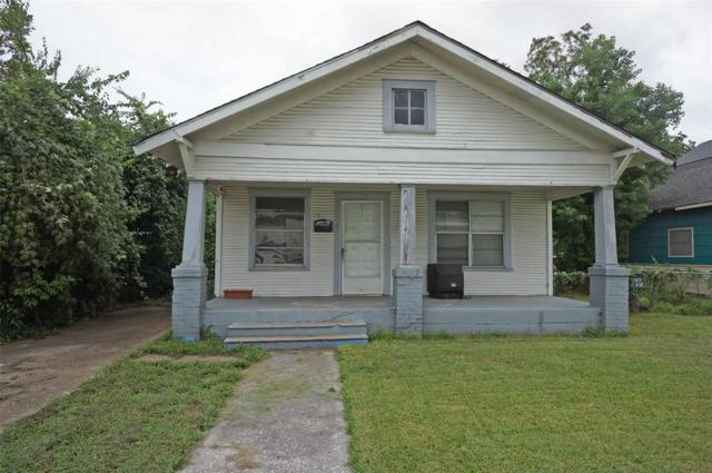 815 E 25th Street, Houston, TX 77009 (MLS #25383330) :: The Johnson Team