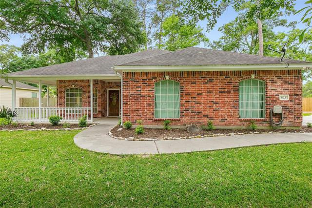 823 Weeping Willow Way, Magnolia, TX 77354 (MLS #25384382) :: The Collective Realty Group
