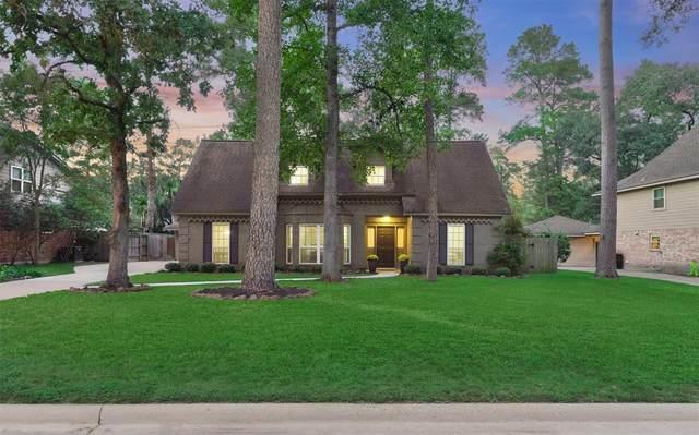 6218 Hickorycrest Drive, Spring, TX 77389 (MLS #25387389) :: The Freund Group