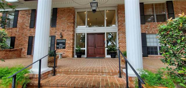 2822 Briarhurst Drive #42, Houston, TX 77057 (MLS #25388120) :: The SOLD by George Team