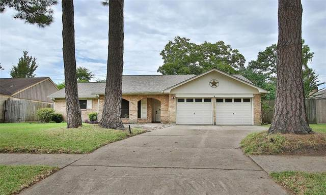 5607 Knobby Knoll Drive, Houston, TX 77092 (MLS #25402785) :: The SOLD by George Team