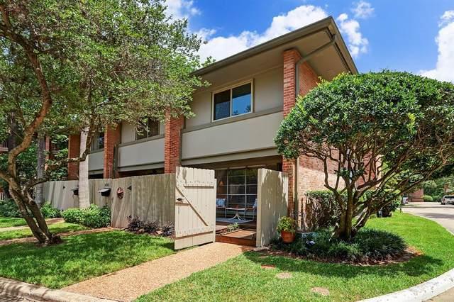 6563 Bayou Glen Road #6563, Houston, TX 77057 (MLS #25408847) :: The SOLD by George Team