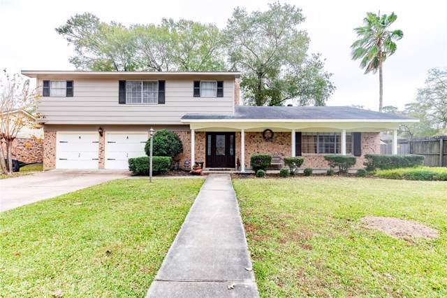 880 Elaine Drive, Beaumont, TX 77706 (MLS #25416490) :: Texas Home Shop Realty