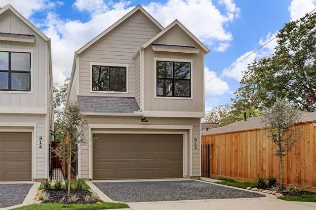 812 E 24 Street, Houston, TX 77009 (MLS #25426696) :: Caskey Realty