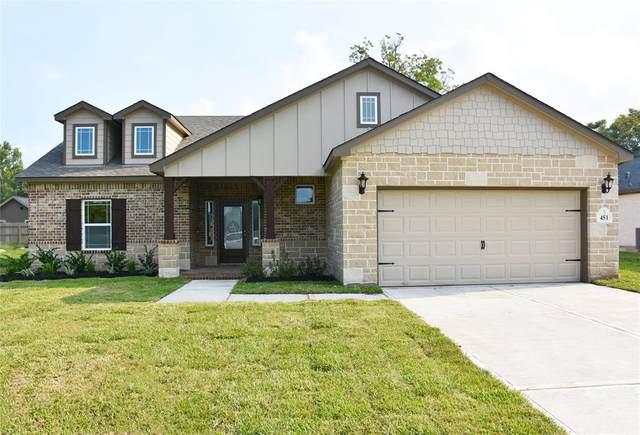 248 Prescott Drive, West Columbia, TX 77486 (MLS #25430494) :: The Home Branch
