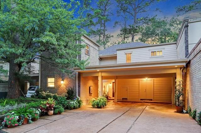 201 Vanderpool Lane #24, Houston, TX 77024 (MLS #25438267) :: Keller Williams Realty