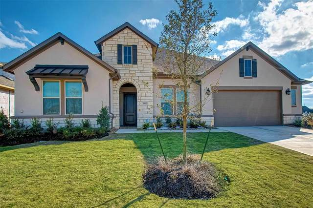 30623 S Creek Way, Fulshear, TX 77441 (MLS #25438769) :: The SOLD by George Team