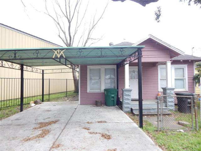1304 Pinckney Street, Houston, TX 77009 (MLS #25442273) :: Texas Home Shop Realty