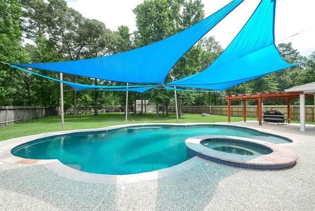 1202 Wiley Drive, Magnolia, TX 77354 (MLS #25448616) :: Ellison Real Estate Team