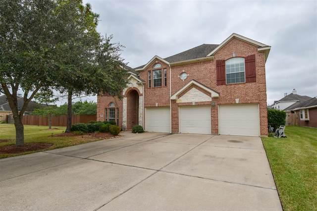 2519 Copper Fields Drive, Rosharon, TX 77583 (MLS #25448779) :: Area Pro Group Real Estate, LLC