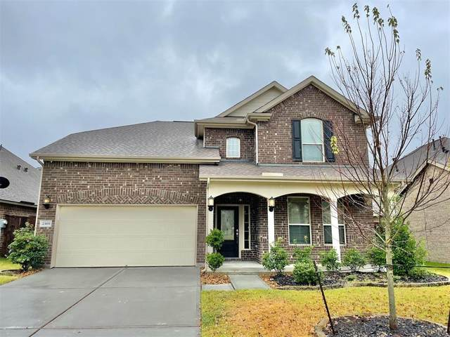 2369 Old Stone Drive, Conroe, TX 77304 (MLS #25449545) :: The Home Branch