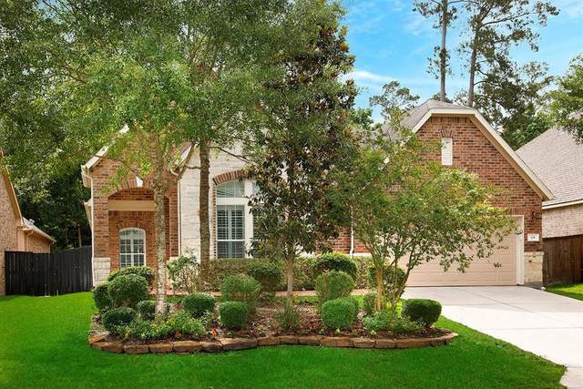 19 Tapestry Forest, The Woodlands, TX 77381 (MLS #25453638) :: The Bly Team
