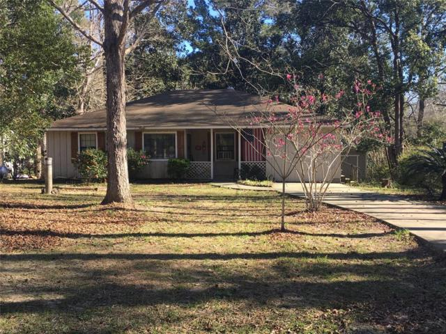 456 Driftwood Drive, Goodrich, TX 77335 (MLS #25462188) :: The SOLD by George Team