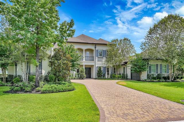 6 Player Ridge Court, The Woodlands, TX 77382 (MLS #25464677) :: The Home Branch