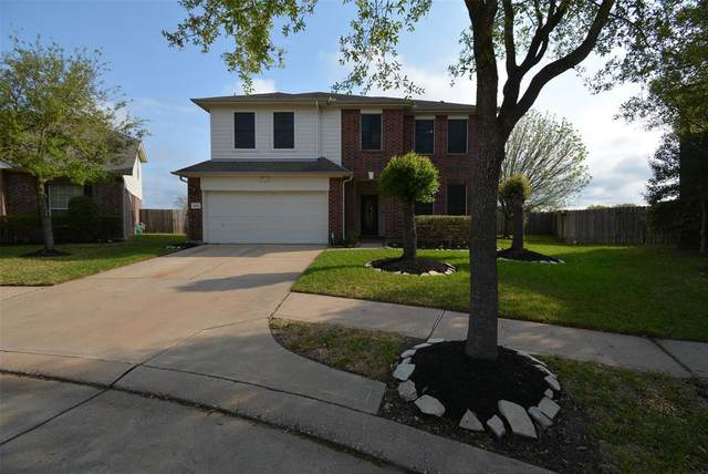16502 Sperry Gardens Drive, Houston, TX 77095 (MLS #25470419) :: The Bly Team