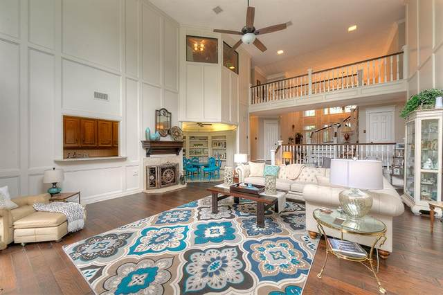 9410 Windrush Drive, Spring, TX 77379 (MLS #25475178) :: The Home Branch