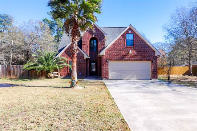 614 Magnolia Bend, Roman Forest, TX 77357 (MLS #25484971) :: Ellison Real Estate Team