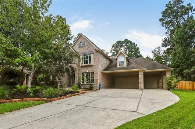 2 Graylin Woods Place, The Woodlands, TX 77382 (MLS #25488933) :: Texas Home Shop Realty