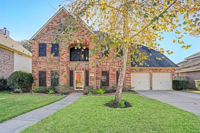 3607 Pine Hollow Drive, Pearland, TX 77581 (MLS #2549369) :: Ellison Real Estate Team