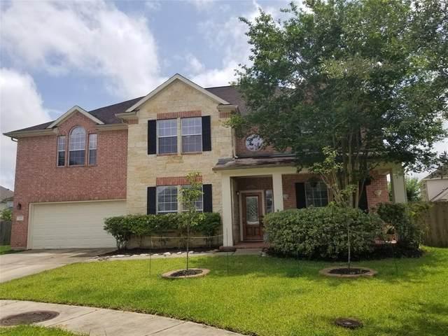 1103 Maxi Circle, Friendswood, TX 77546 (MLS #25504519) :: Texas Home Shop Realty